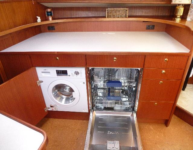 Waschmaschine In Küche Einbauen – Zuhause Image Idee